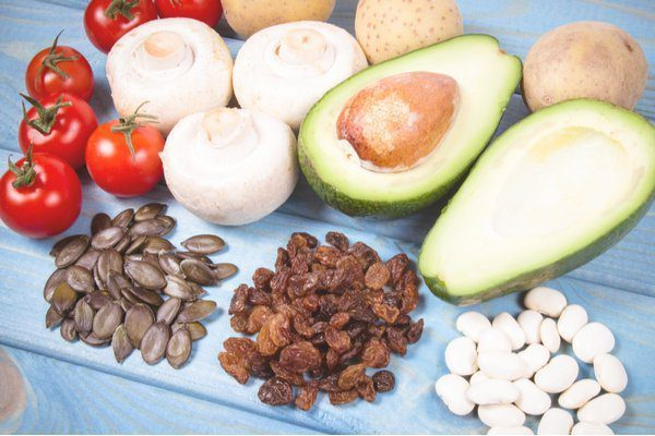 Healthy Veggie and Fruits Fertility Foods