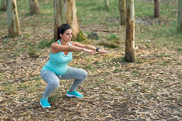 Exercise to Prepare Body for Labor