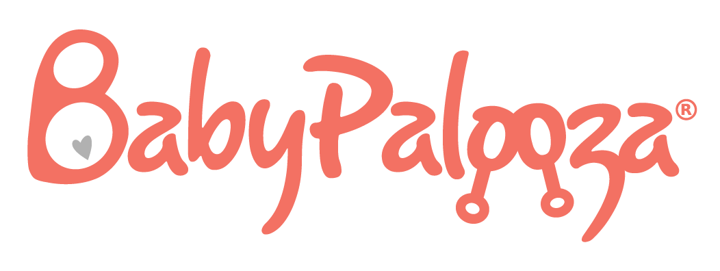 Babypalooza orange logo