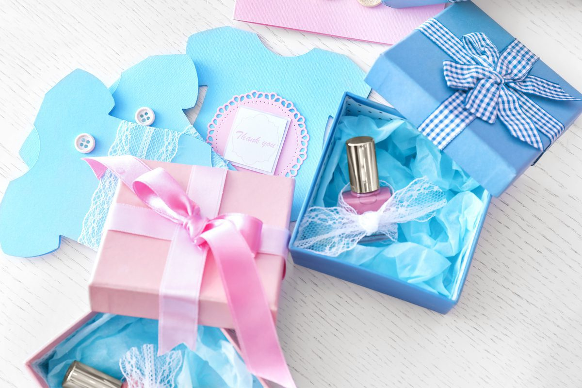 10 Easy to Mail Virtual Baby Shower Favors