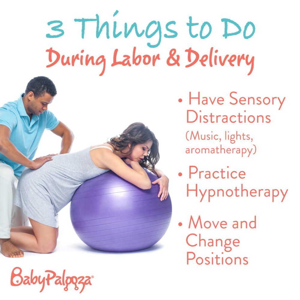 tips for during labor and delivery